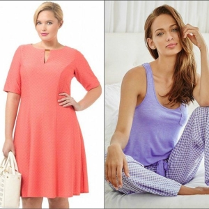Online subscription fashion websites offer plus sizes, lingerie, sleepwear, kids and men's clothes and much more. (Gwinniebee.com and adoreme.com)