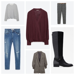 Capsule Wardrobe Outfits Portland, OR